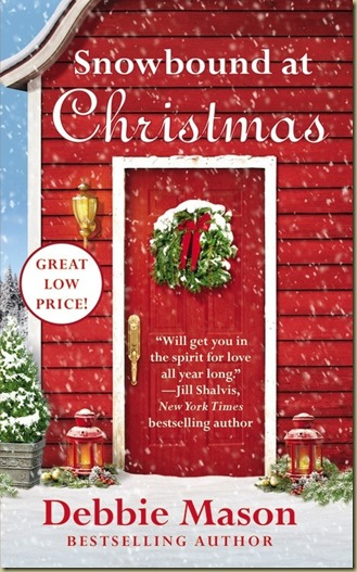 Snowbound at Christmas by Debbie Mason - Thoughts in Progress