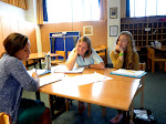 Students Participate a Weekly Class Dedicated to German Conversation