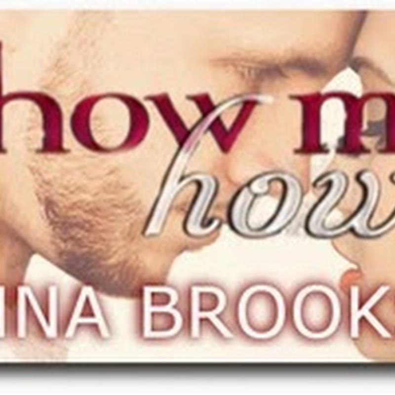 Cover Reveal - show me how by Anna Brooks