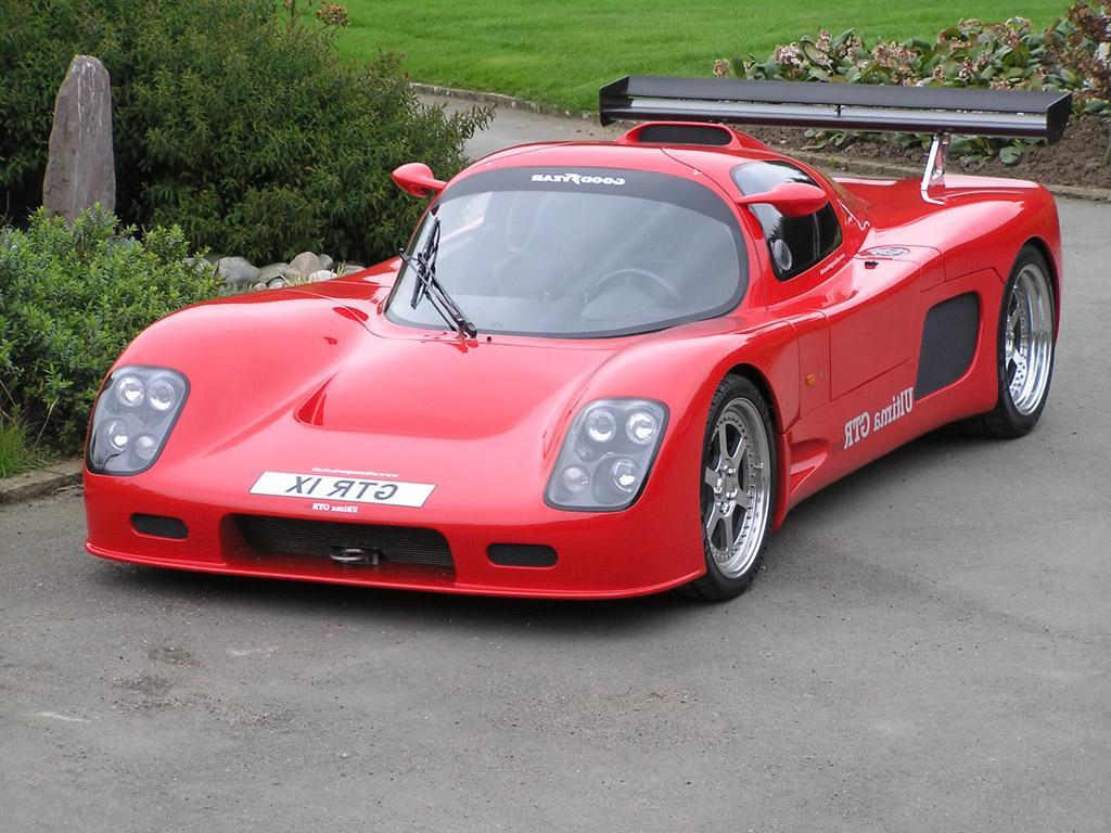 2005 Ultima GTR FA Top