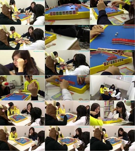 (TV-Variety)(720p) YNN [NMB48チャンネル] りぃちゃん24時間テレビ2014「春奈のドンジャラ」 150326