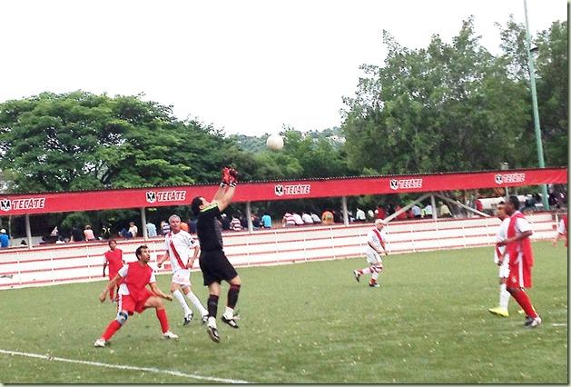 Unión Iguala contra Taller Munguía- Semifinal de Premier