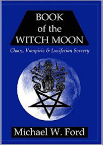 Cover of Michael Ford's Book The Book of the Witch Moon