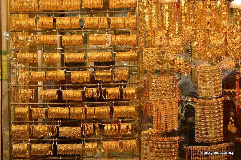 targów złota...