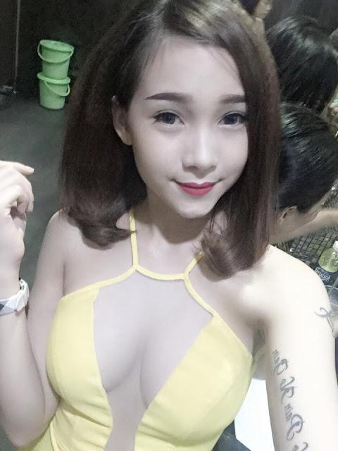 hot girl dj bao nhung 11
