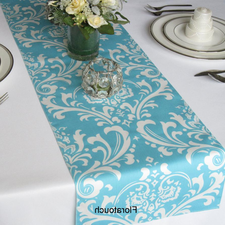 Traditions White Damask on