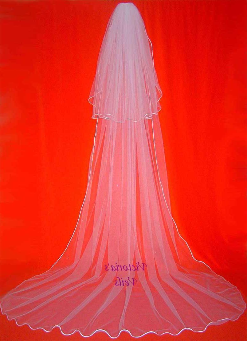 BRIDAL WEDDING VEIL 53-3