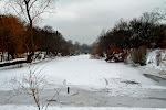Winter im Volkspark