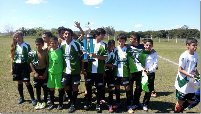 Asencio Cat 2002 Campeona 2015
