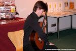 Gonzalo Manglano. Tribuna Rosa Gil Bosque de Jóvenes Guitarristas
