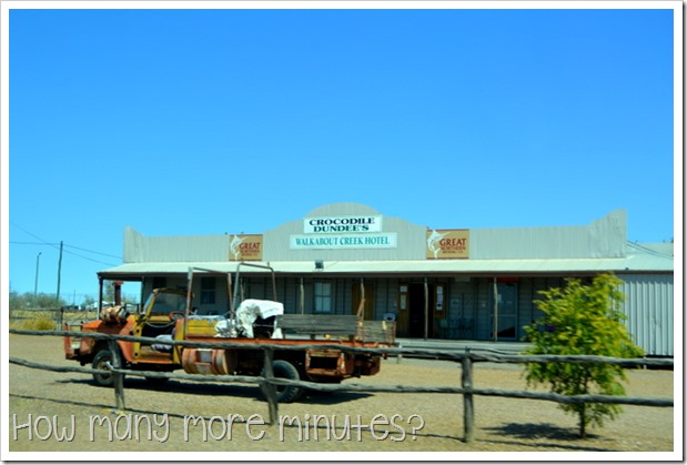 Walkabout Creek Hotel in McKinlay | How Many More Minutes?