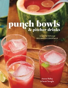 Puch Bowls & Pitcher Drinks - Kelley & Tenaglia