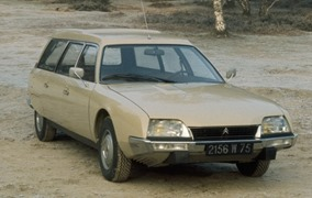 Citroen 1976 CX Break