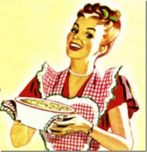 22dibujos vintage amas de casa (9)buscoimagenes