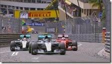 Rosberg vince il gran premio di Monaco 2015