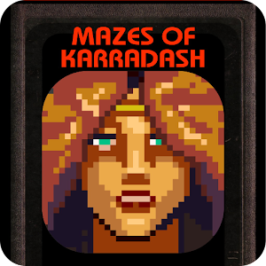 Cover art Mazes of Karrash