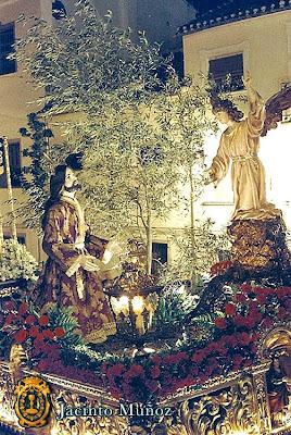Jesús Orando en el Huerto - 1995 - Jacinto Muñoz