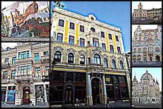 Piotrkowska Street / Lodz / Poland