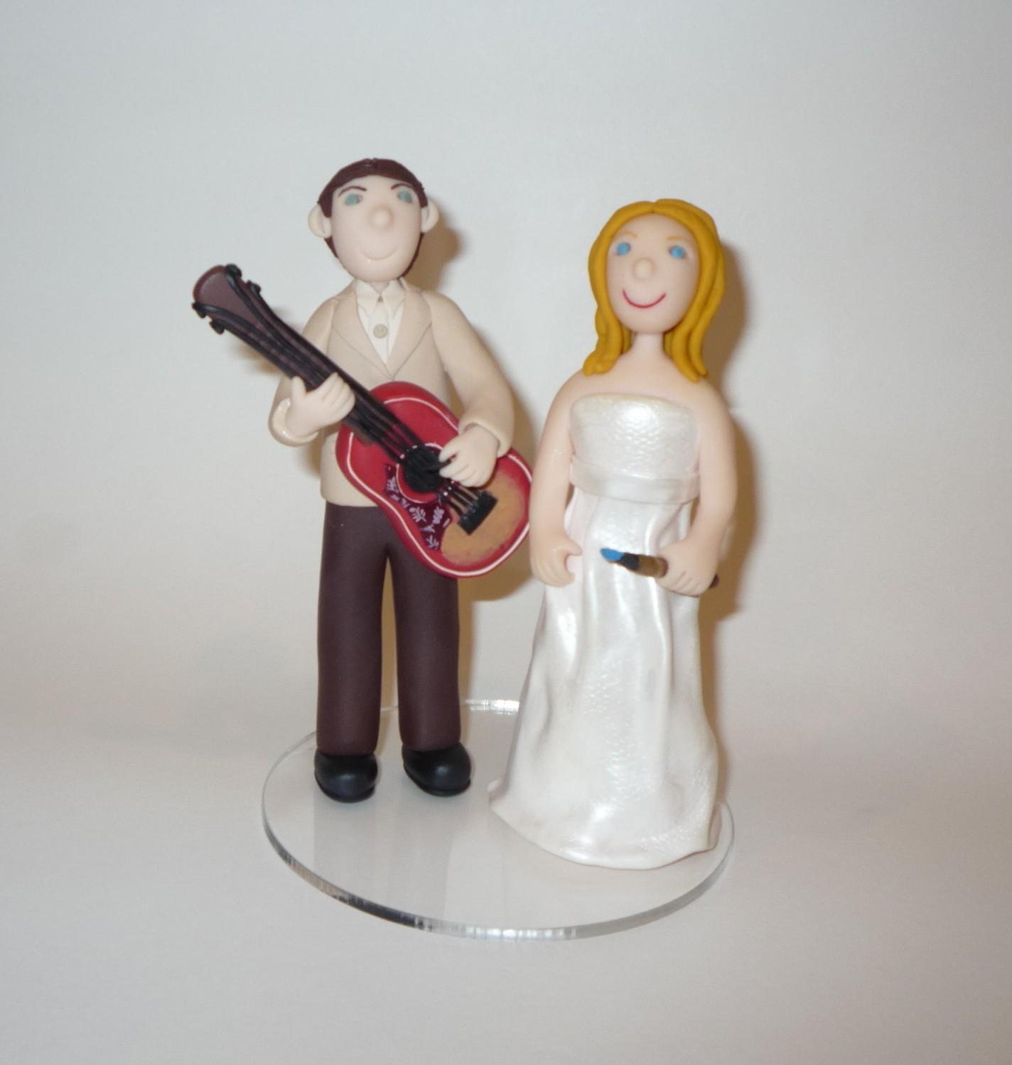 Wedding cake topper - custom