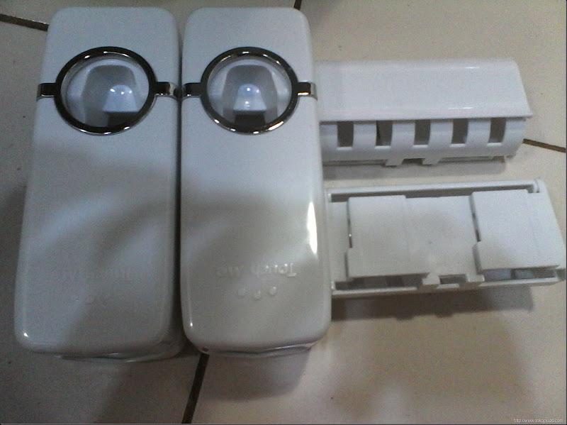 dispenser odol membuat odol menjadi rapi