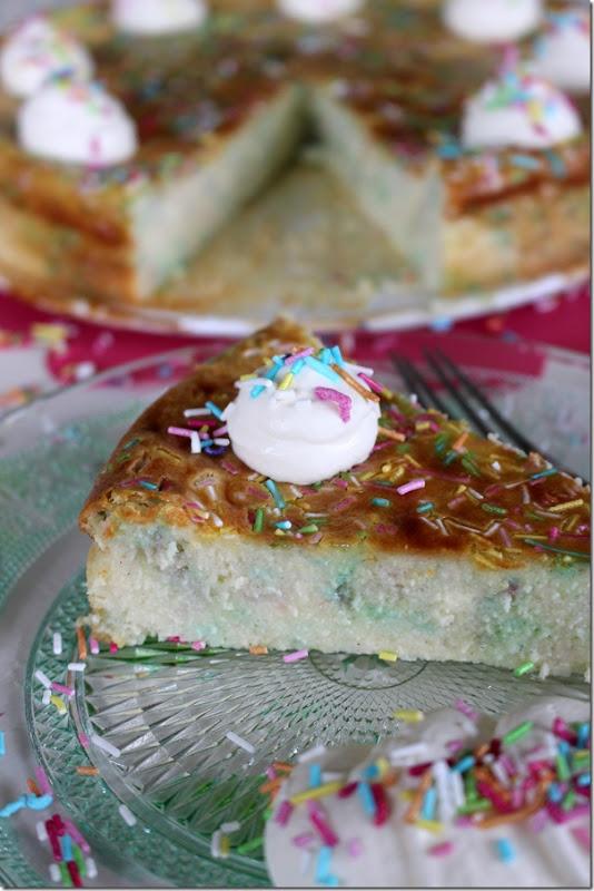 Cheesecake med kondenserad mjölk