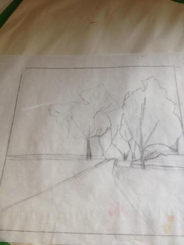 work in progress, Robin Baratta
