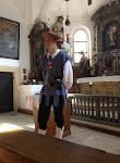 Interessante Führung auf der Burg Hohenwerfen (by Chloe Van Gilder)