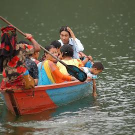 by Rajesh Dhungana - Transportation Boats (  )
