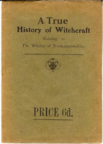 Cover of Allen Greenfield's Book A True History of Witchcraft
