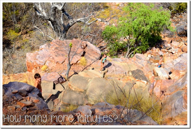 The Grotto Rock Pool | How Many More Minutes?