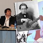 Conferencia de Julio Gimeno, recientemente galardonado con la Medalla de Oro de la Fundación Andrés Segovia de Linares