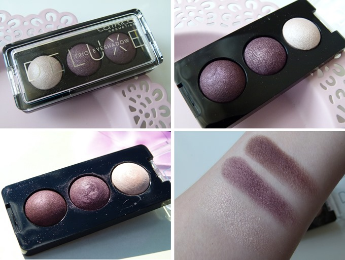 Catrice Trio Rose Vintouch