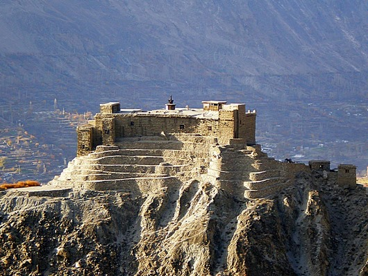 Baltit_Fort_East_Elevation
