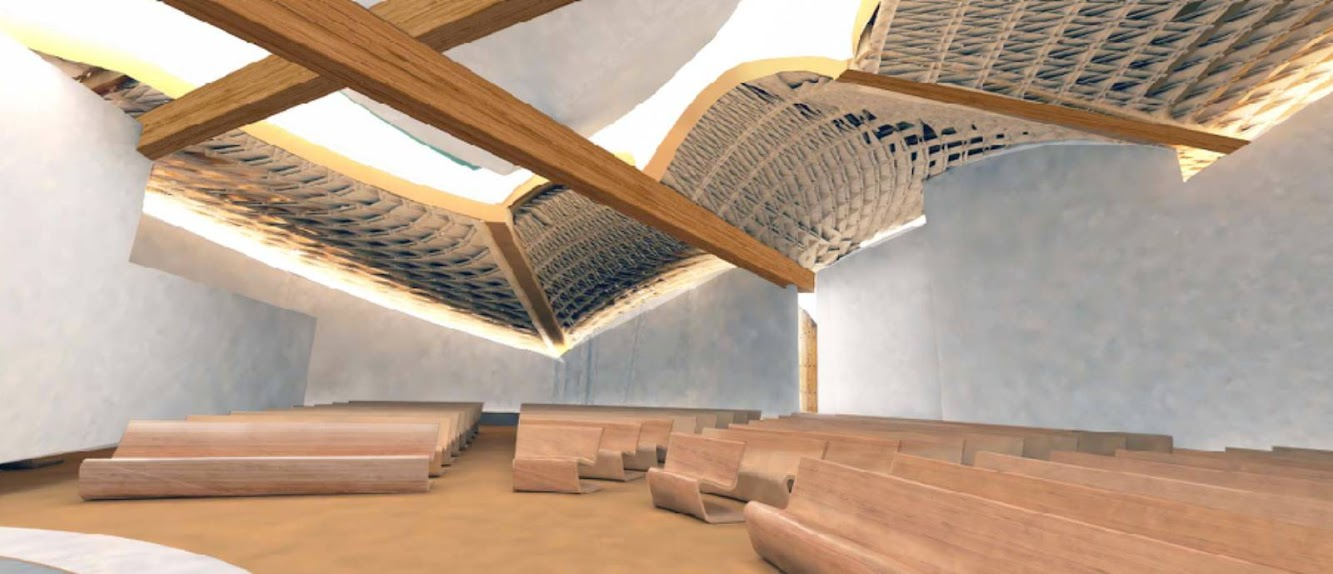 04 S Giacomo Church by Mirales Tagliabue Embt