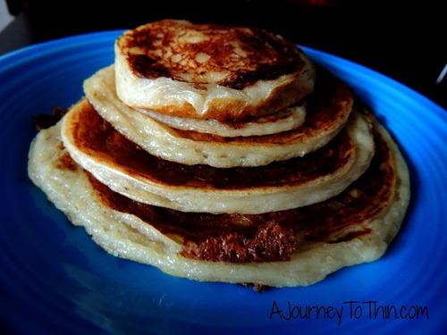 EAS Complete Protein Powder Pancakes