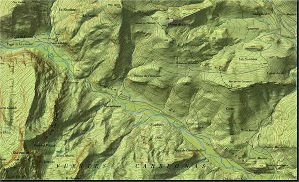 mapa arauz