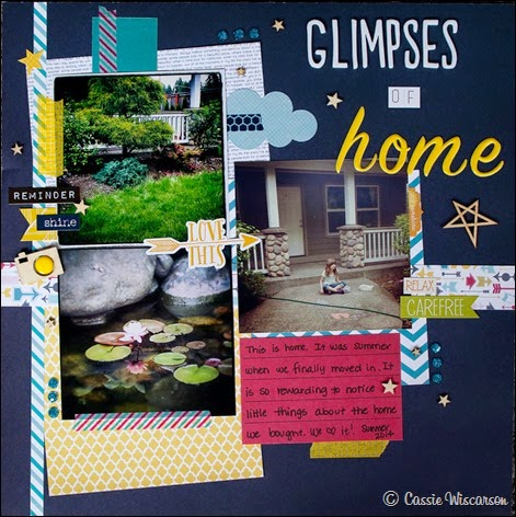 Glimpses of Home