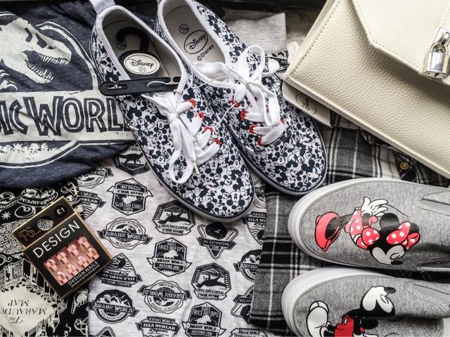 emsypickle  Fashion      Primark Haul   Disney, Harry Potter, Jurassic World  u0026 More