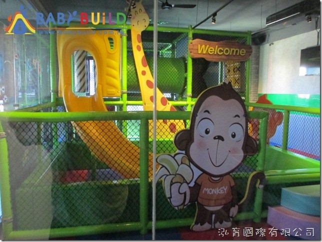 BabyBuild 室內兒童遊戲室完工