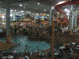 The water park at Kalahari in OH 02192012a