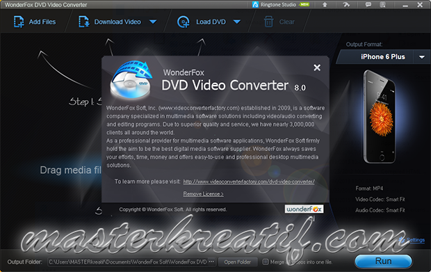 WonderFox DVD Video Converter 8