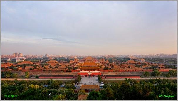 故宫博物馆,最佳的高处观望地点
