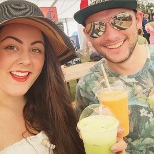 festival smoothie
