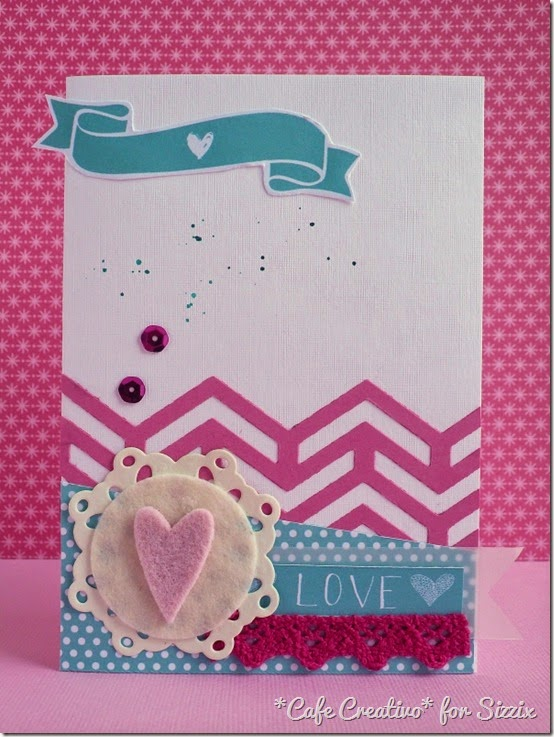 Anna Draicchio - sizzix big shot - card mom butterfly spring (3)