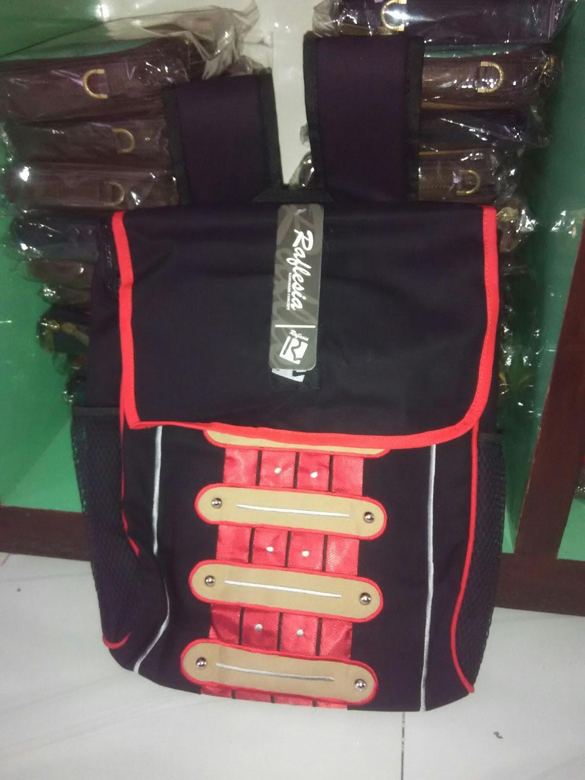 Tas Sekolah Ransel Anak SD Kelas 456 Ready Stok Distributor Raflesia Surabaya