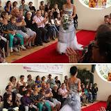 Fin du défilé...la mariée