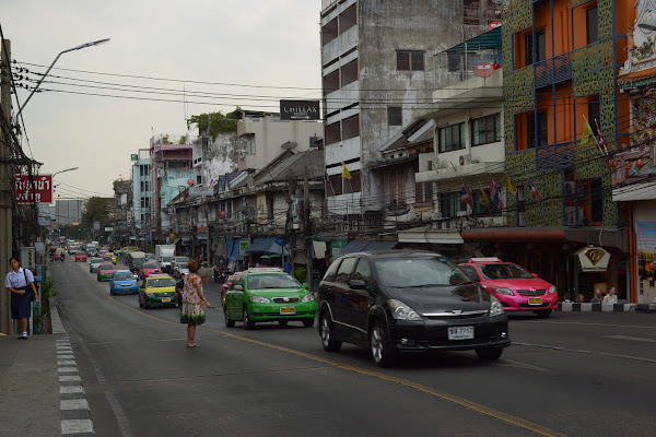 самсен роад бангкок