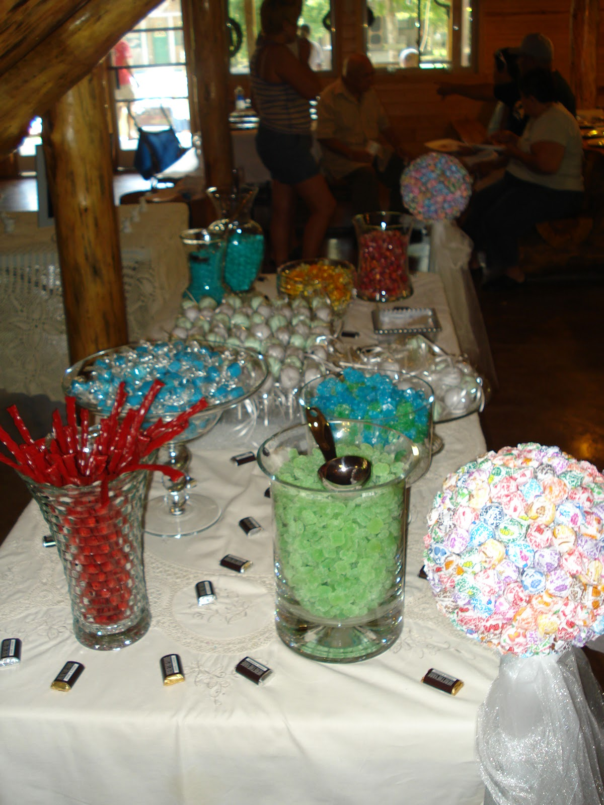 Long Wkend Finale: Candy Bar &