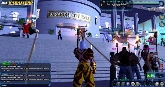 Players Rally To Save City Of Heroes: Freedom