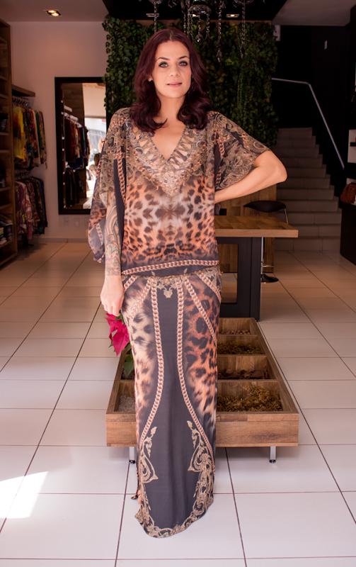 Look vestido londo estampado (4)